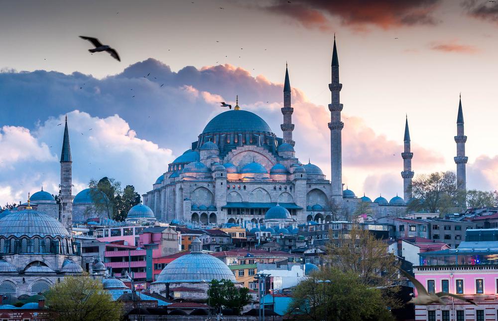اسـطنبول 9 ايام -8 ليالي