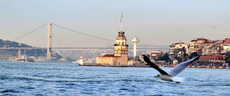 اسطنبول –أنطاليا 8 أيام 7 ليالي